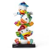Romero Britto - Huey, Dewey & Louie Figurine