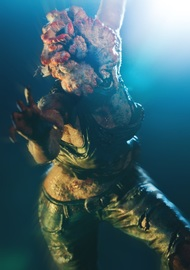 The Last of Us: The Clicker Statue