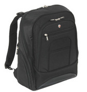 "Targus Global Executive Backpack Black - Nylon - Up to 15.4"" screens"