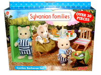 Sylvanian Families: Garden Barbeque Set