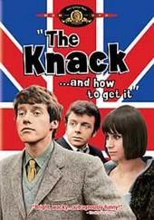 The Knack & How To Get It on DVD