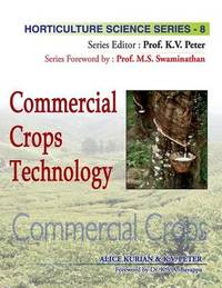 Commercial Crops Technology by A. Kurian