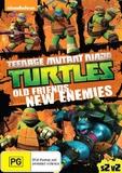 Teenage Mutant Ninja Turtles - Season 2 Volume 2 on DVD
