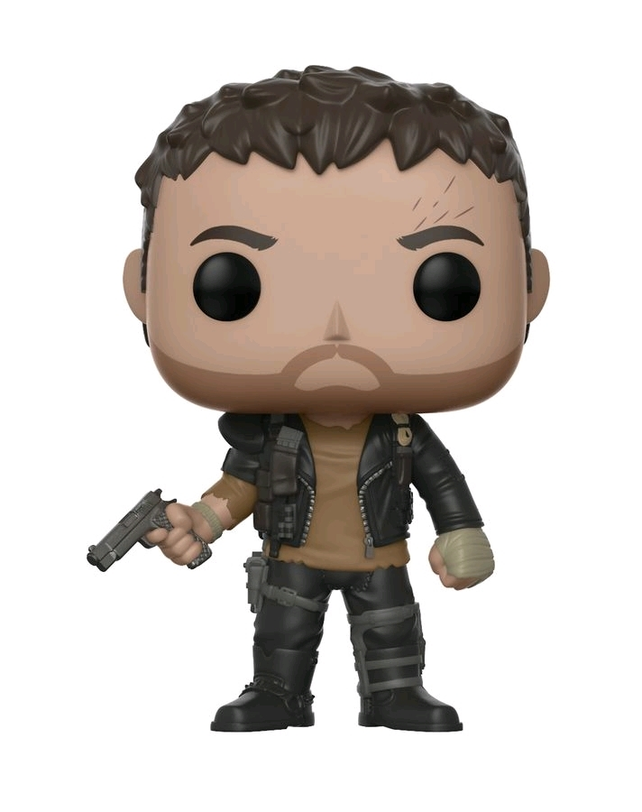 Mad Max: Fury Road - Max (With Gun) Pop! Vinyl Figure image