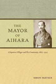 The Mayor of Aihara by Simon Partner image
