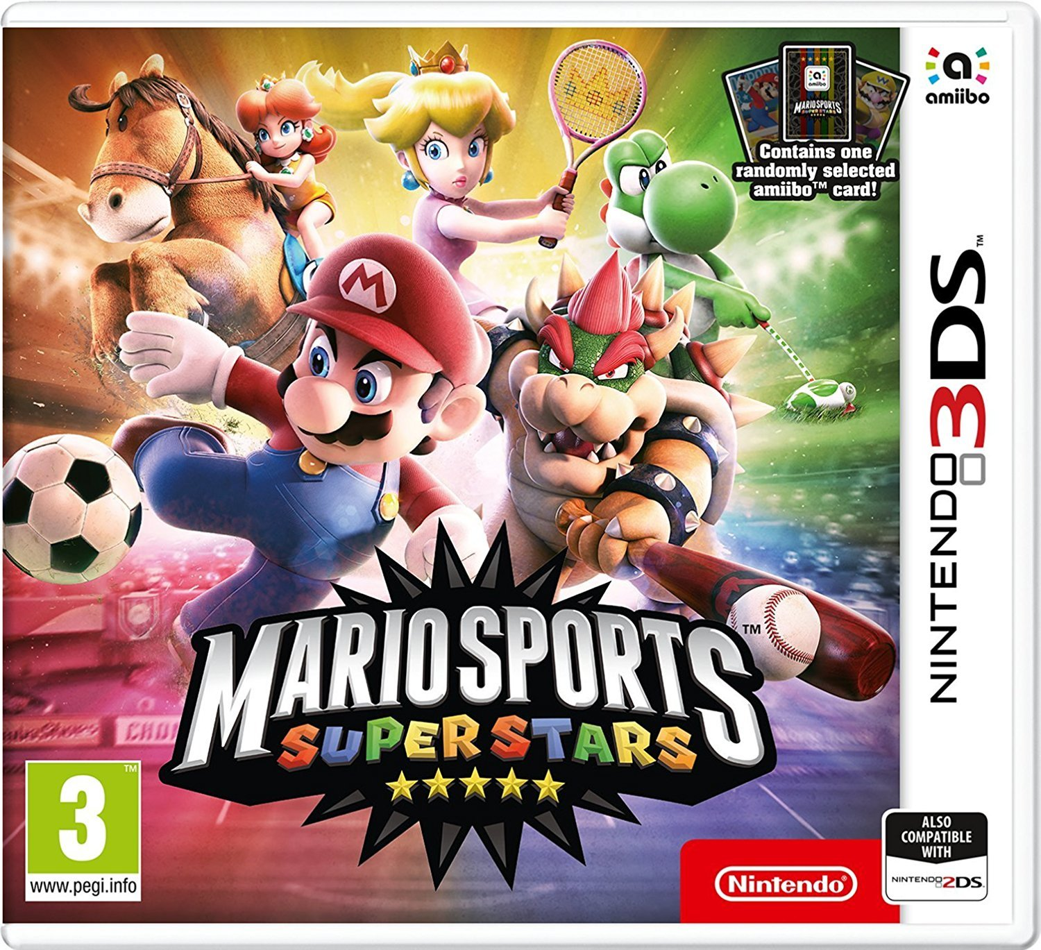 Mario Sports Superstars for Nintendo 3DS image