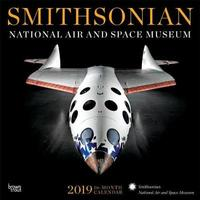 Smithsonian National Air and Space Museum 2019 Square Hachette by Inc Browntrout Publishers image