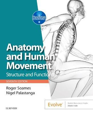 Anatomy and Human Movement by Roger W. Soames image