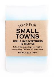 Whiskey River Co: Soap - Small Towns