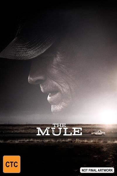 The Mule on Blu-ray
