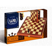 Walnut Chess Set - folding
