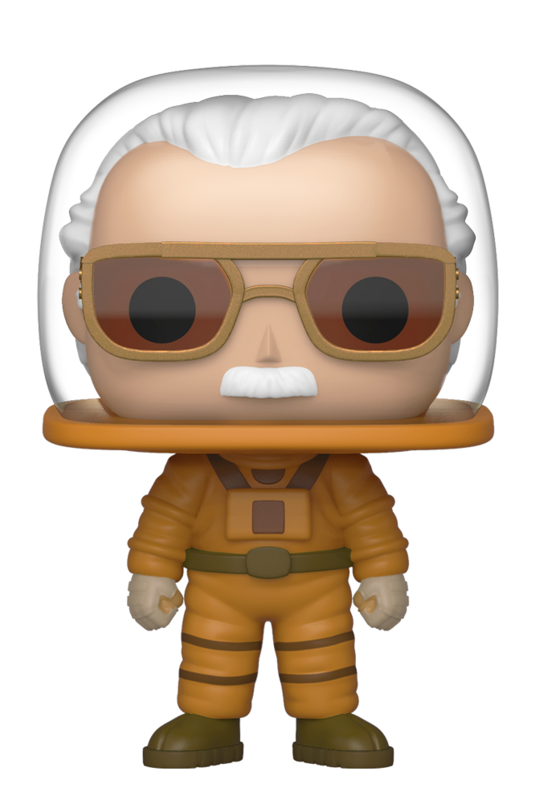 Marvel: Stan Lee (Astronaut) - Pop! Vinyl Figure