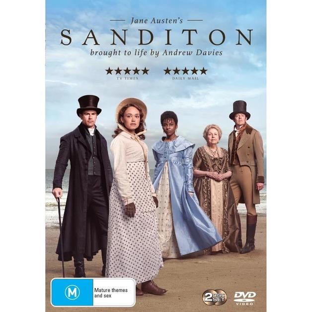 Jane Austen's - Sanditon on DVD