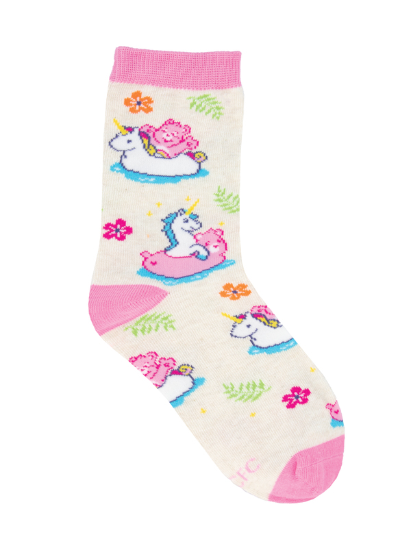 Socksmith: Believe (7-10 yrs) Ivory