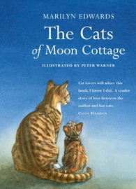 The Cats of Moon Cottage by Marilyn Edwards image