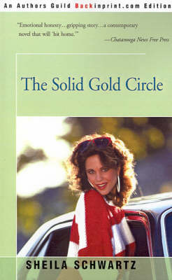 The Solid Gold Circle by Sheila Schwartz image
