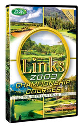 Links 2003 Championship Courses for PC