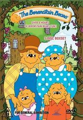 Berestain Bears Box Set (5 disc) on DVD