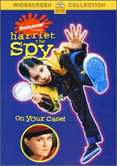 Harriet The Spy on DVD
