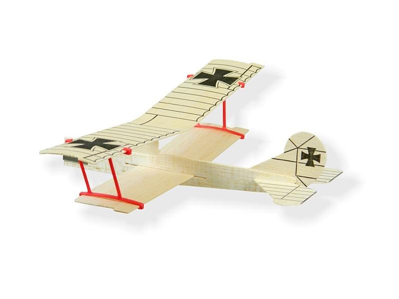 """Biplane Glider 12"""" image"""