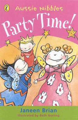 Party Time! by Janeen Brian
