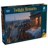Twilight Memories 1000 Piece - Evening In Paris