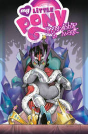 My Little Pony Friendship Is Magic Volume 9 by Jeremy Whitley