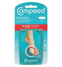 Compeed Blister Plasters - Small (6 Pack)