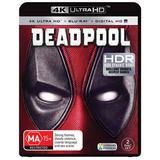 Deadpool (4K UHD + Blu-ray) DVD
