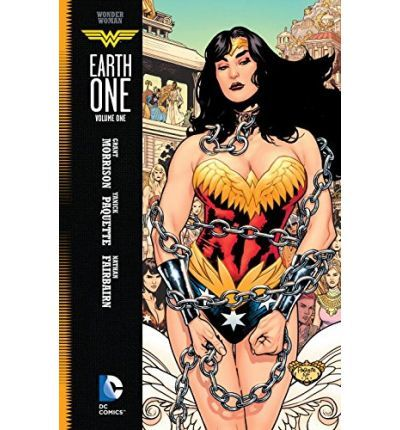 Wonder Woman Earth One Vol. 1 by Grant Morrison
