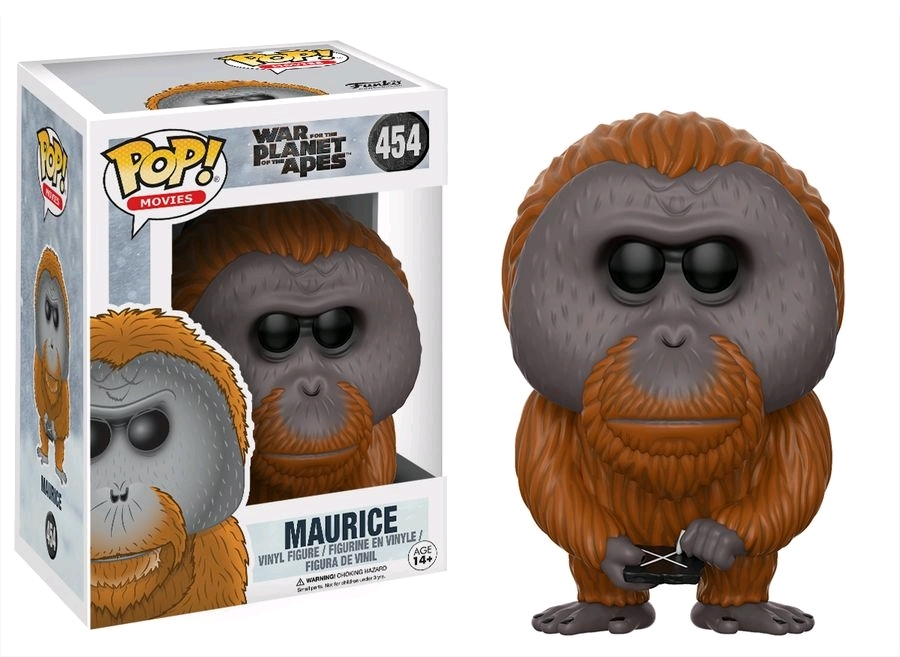 War for the Planet of the Apes - Maurice Pop! Vinyl Figure image
