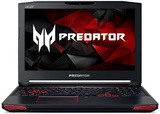 "Acer Predator 17 G9-793-75LA 17.3"" Gaming Laptop Intel Core i7-7700HQ, 32GB RAM, GTX 1070 8GB"