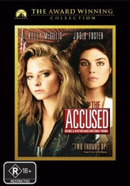 The Accused on DVD image