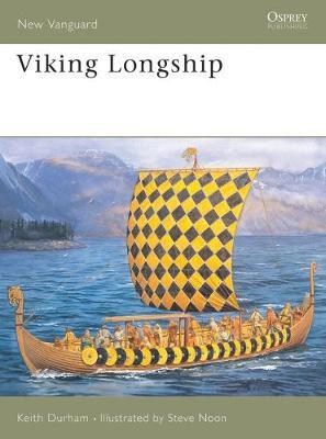 Viking Longship by Keith Durham