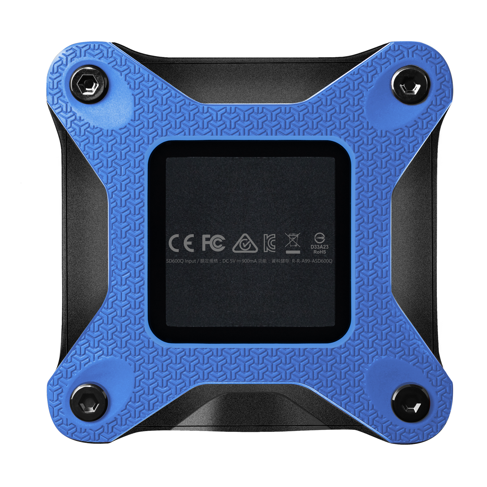 240GB External SSD ADATA Blue image