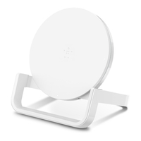 Belkin: BOOST↑UP10W Wireless Charging Stand (White) image