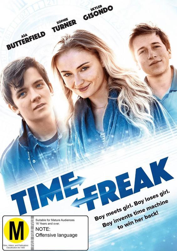 Time Freak on DVD