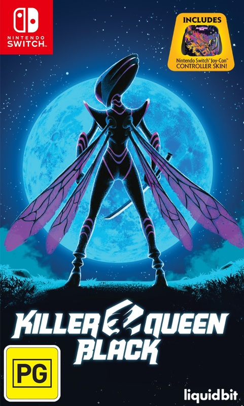 Killer Queen Black for Switch