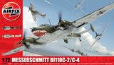 Airfix Messerschmitt Bf 110C/D 1:72 Model Kit