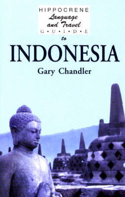 Language & Travel Guide to Indonesia by Gary Chandler image