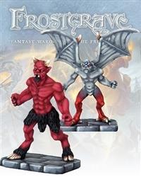 Frostgrave -Imp Demon & Minor Demon