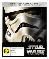 Star Wars Episode V: The Empire Strikes Back on Blu-ray