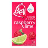 Bell Fruit Tea - Raspberry & Lime (24 Bags)