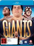WWE Presents - True Giants on Blu-ray