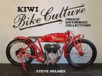 Kiwi Bike Culture by Steve Holmes