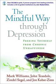 The Mindful Way through Depression by J.Mark G. Williams