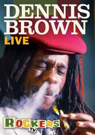 Dennis Brown: Live Rockers on DVD