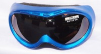 Mountain Wear Kids Goggles: Blue (G1345)
