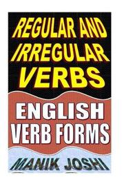Regular and Irregular Verbs by MR Manik Joshi image