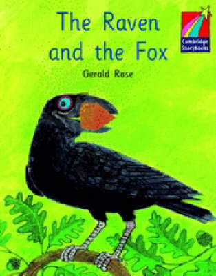 The Raven and the Fox Level 2 ELT Edition by Gerald Rose image